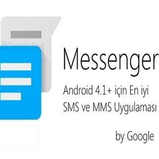 Google Messenger Yayınlandı