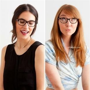 Gözlüklü Bayanlar İçin Makyaj Tüyoları