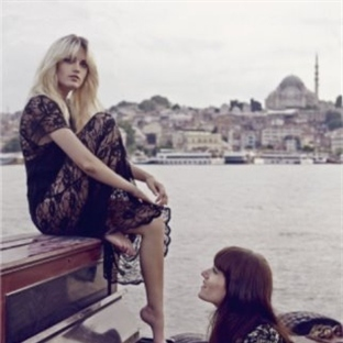 H&M İstanbul Katalog Çekimleri