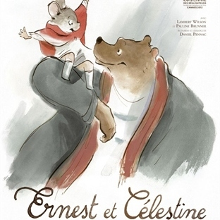 Harika Bir Fransız Animasyonu: Ernest et Celestine