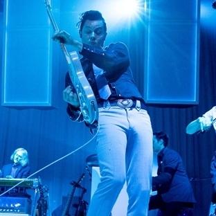 Hipnotize eden gece:Jack White İstanbul Konseri