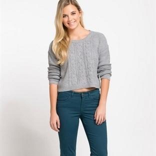 Kadife Pantolon Modelleri 2015