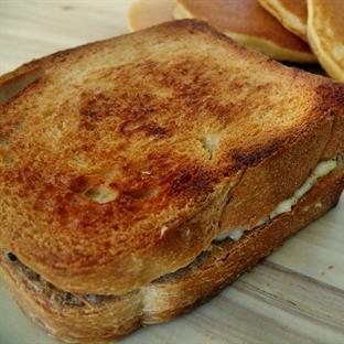 Kahvaltıda Tosta Alternatif:Sıcak Sandviç