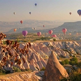 Kapadokya'da Yapılacak 8 Aktivite
