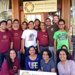 Karma Kitchen | Bu restoranda para ödemenize gerek