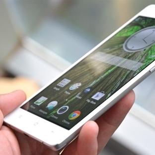 Karşınızda dünya'nın en ince telefonu: Oppo R5!