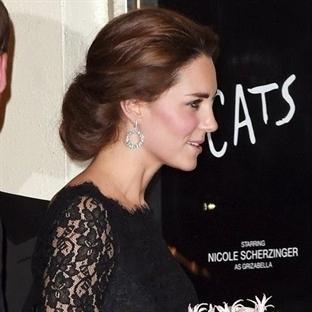 Kate Middleton: Diane von Furstenberg Elbis