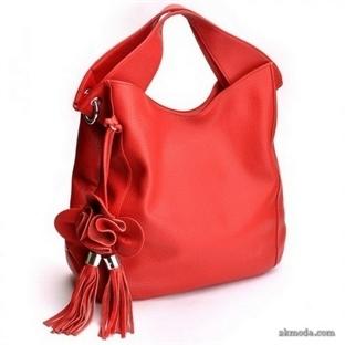 Kırmızı çanta modelleri 2014