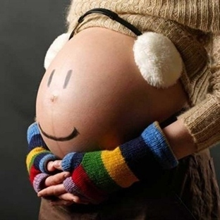 Kış hamileleri için 10 öneri