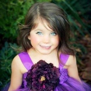 Kız Çocukları İçin Tütü Elbise Modelleri