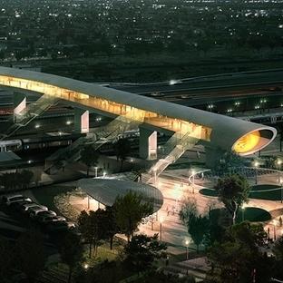 Kopenhag Koge İstasyonu İçin Tüp Köprü Tasarımı