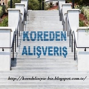 KORE'DEN ALIŞVERİŞ