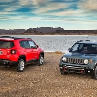 Küçük SUV: 2015 Jeep Renegade