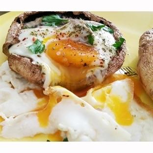 Mantarda Yumurta Şelalesi