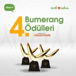 Matmazel Yarışıyor: Bumerang Ödülleri En iyi Çıkış