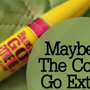 Maybelline The Colossal Go Extreme Maskara