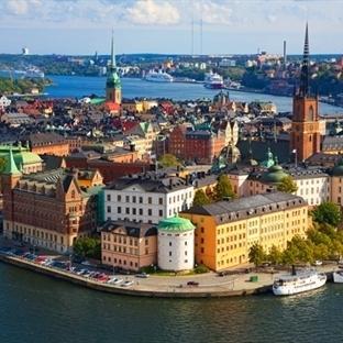 Medeniyetin ve zenginliğin başkenti: Stockholm