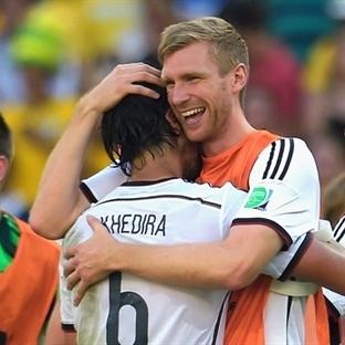 "Mertesacker: ""Khedira İle Arsenal'e Gelmesi...."