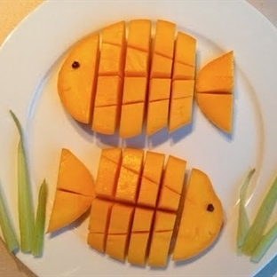 Meyve Kesme Sanatı