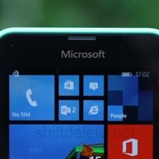 Microsoft Logolu İlk Lumia Göründü