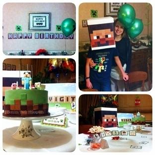 Minecraft Aşıklarının Pastası
