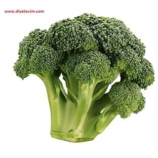 Minik Bir Ağaç: Brokolinin Faydaları
