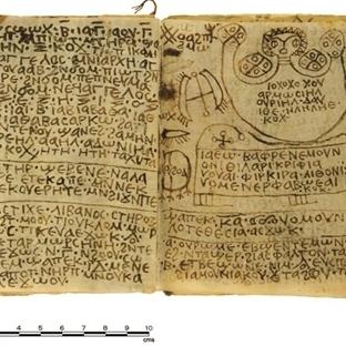 Mısır'da 1300 yıllık büyü kitabı keşfedildi