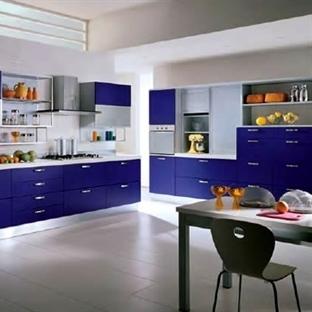Mutfak Dolapları İle Farklı Bir Atmosfer