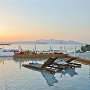Naxos Adasında Konaklama