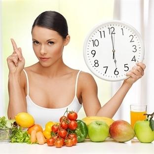 Neyi ne zaman yiyeceğinizi biliyor musunuz?