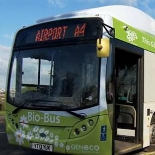"""İngiltere'den Çevre Dostu Bir Otobüs: """"Kakabüs"""""""