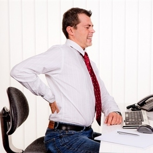 Ofis Çalışanları Oturuşunuza Dikkat Edin Yoksa…