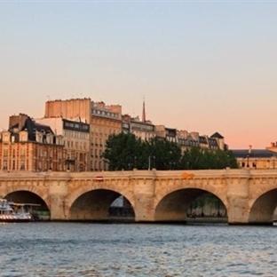 Paris'de gezilecek yerler