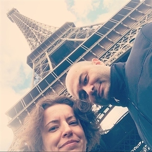 Paris'te 3 Gün..