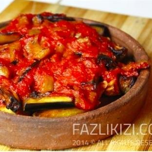 Patlıcan Cazuela