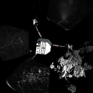 Philae Sondası Gücü Tükenmeden Değerli Bilgiler