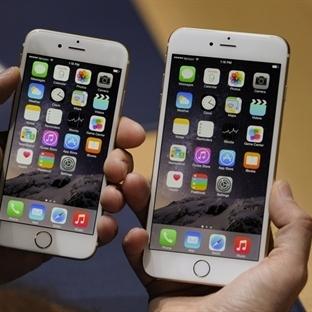 Phone 6 ve iPhone 6 Plus Karşılaştırması