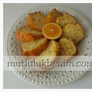 Portakal Şerbetinde Kek