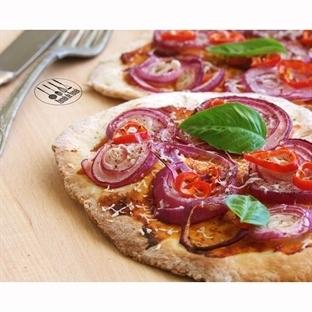 Pratik Soğanlı Çıtır Pizza