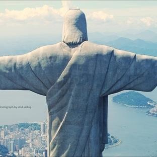 Rio De Jenario.. Helikopter ile Rio turu..