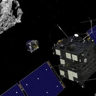 Rosetta İle İlk Kez Kuyruklu Yıldıza İnilecek