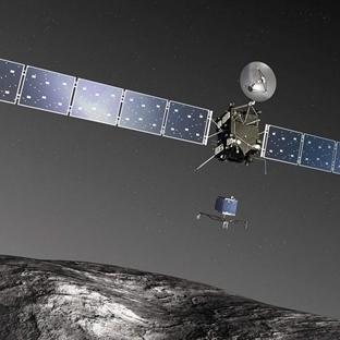 Rosetta'nın Kuyruklu Yıldıza İnişi - Canlı Yayın