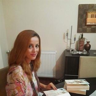 Sahra || Burcu Demet - Yazarla Söyleşi