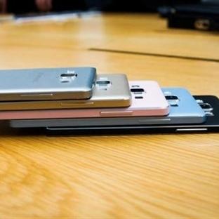 Samsung Galaxy A5 ve A3 Ortaya Çıktı