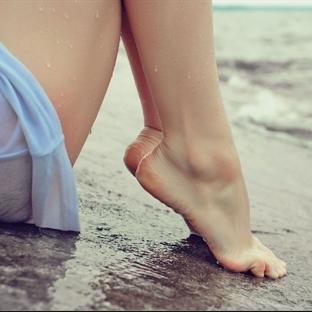 Seksi Ayaklara Sahip Olmak İçin 5 Adım