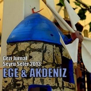Seyrü Sefer 2013: EGE & AKDENİZ