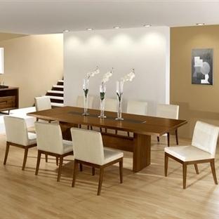Şık Tasarım Yemek Odaları