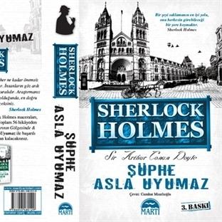 Sir Arthur Conan Doyle - Şüphe Asla Uyumaz