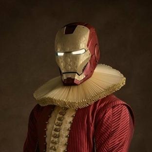 Süper Kahramanlar Eskiden Yaşasa Nasıl Giyinirdi?