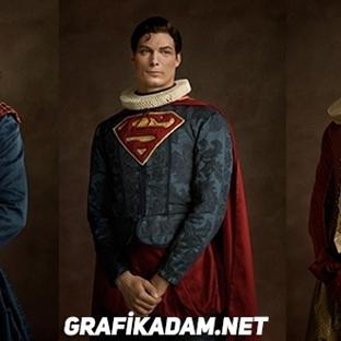 Süper Kahramanlar Rönesans Döneminde!